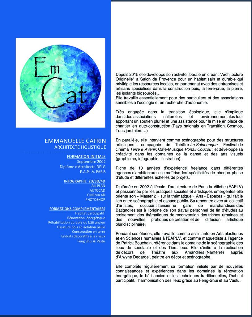 présentation EmCAt