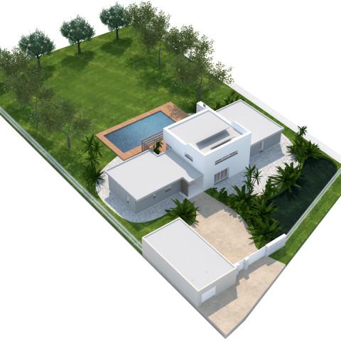 Villa Bioclimatique
